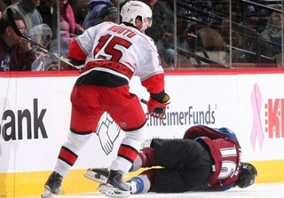 Tuomo Ruutu Suspended Three Games For Dirty Hit On Dirty Player