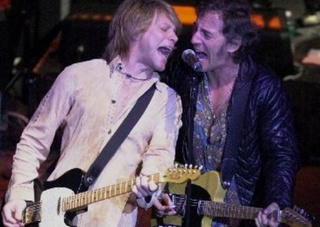 Who's The Boss? Bon Jovi And Springsteen Vie For NJ's Heart
