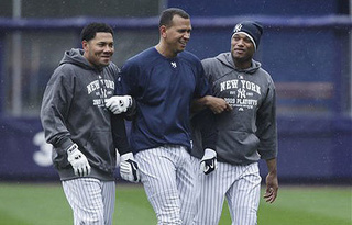 Alex Rodriguez Wins The Weekend