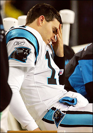 Why Your Team Sucks: Carolina Panthers