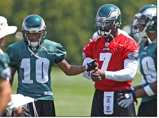 Those Troublesome Reid Boys Are What Brought Mike Vick To Philly