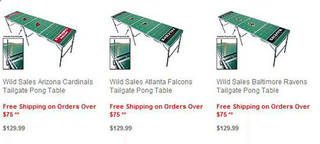 The NFL Distracts You From Gambling With Beer Pong