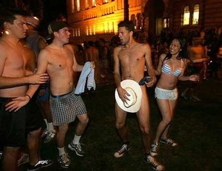 R.I.P. UCLA Undie Run: 2002-2009