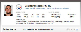 ESPN Breaks Its Silence On Ben Roethlisberger