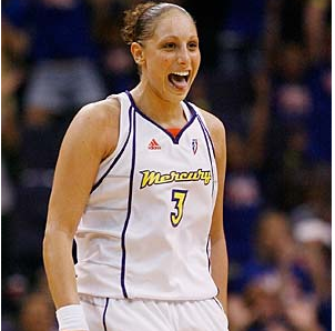 Diana Taurasi Was Really, Really Drunk