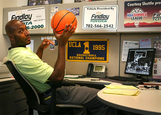 Would You Like To Buy A Car From Ed O'Bannon?