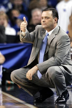Billy Gillispie Isn't Done With Kentucky Either
