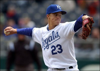 Zack Greinke Also Overcame Some Debilitating Personal Problems, Too
