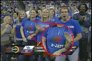 Creighton Girls Love The B-Jays