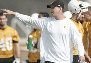 Lane Kiffin Denies Gas Pumping Comment