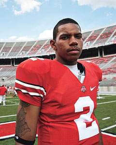 Terrelle Pryor Is a God Amongst Boys