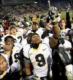 College Football Previews: #23 Wake Forest