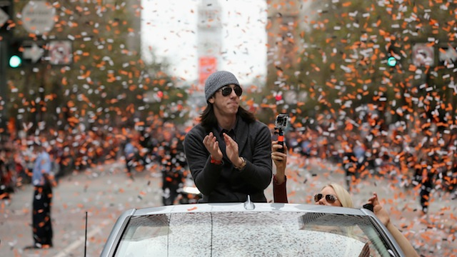 Tim Lincecum Had A Very Zen Offseason