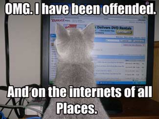 Someone Hates You Online. Try Not To Be Offended.