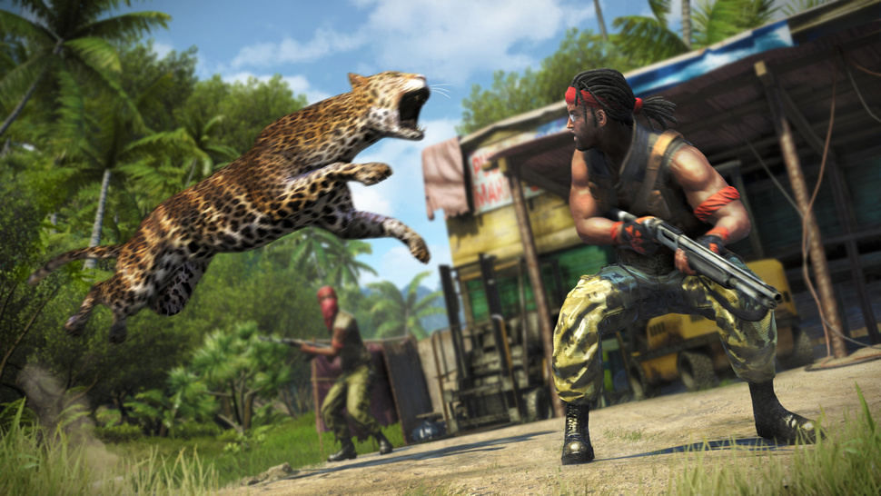 <em>Far Cry 3</em>'s Latest Update Takes A Cue From Modders