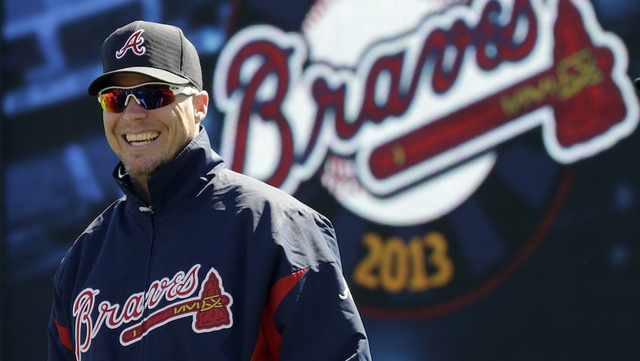 Is Chipper Jones Getting Fat Again?