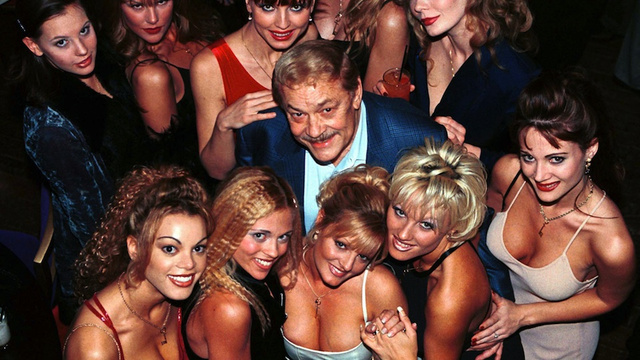 Jerry Buss, Surrounded By Boobs: A Tribute To The Greatest NBA …