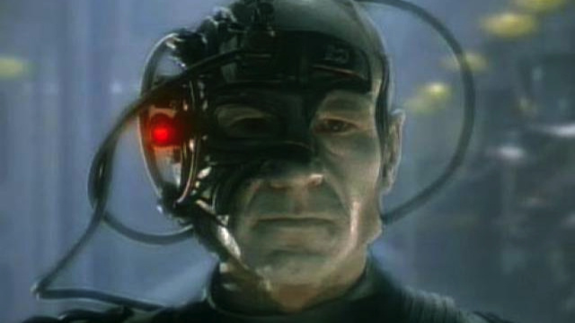 Is it possible that the Borg are the perfect enemy?
