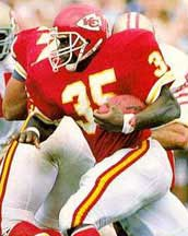 Christian Okoye Would Like You To Walk His Plank