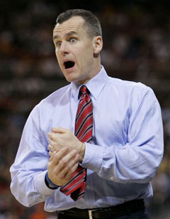 As Billy Donovan Turns ...