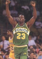Five Tiny Tidbits On: The Seattle SuperSonics