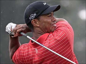 Tiger Wins In An Un-Tigerly Fashion