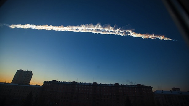 "Russian Meteorite Exploded With ""30 Times the Energy Released by the Hiroshima Atomic Bomb"""