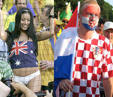 Live Blog: Australia Vs. Croatia