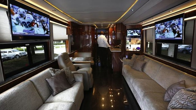 "Meet The Cowboys' New $2 Million Luxury Bus, Named ""The El…"