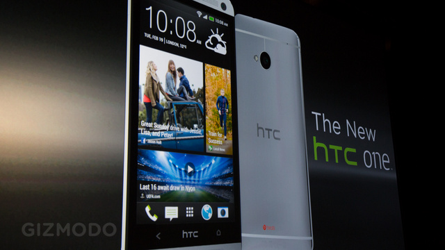 HTC One: The Great White Hype Is Here