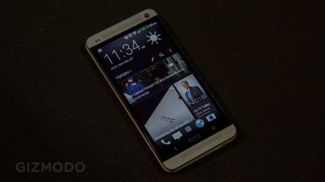 HTC One Hands On: Exactly How You're Supposed to Build a Phone