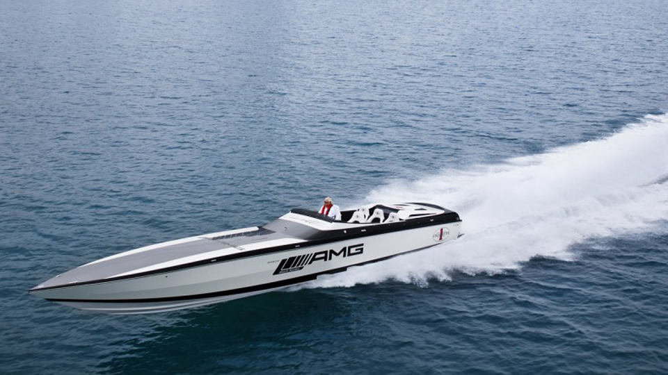 from the world s fastest Fastest Speedboat In The World