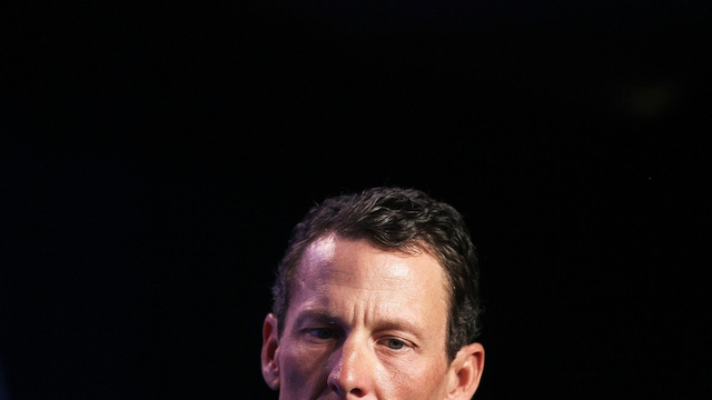 Why Did A Magazine Snip The Balls Off Its Unflattering Lance Armstrong Story?