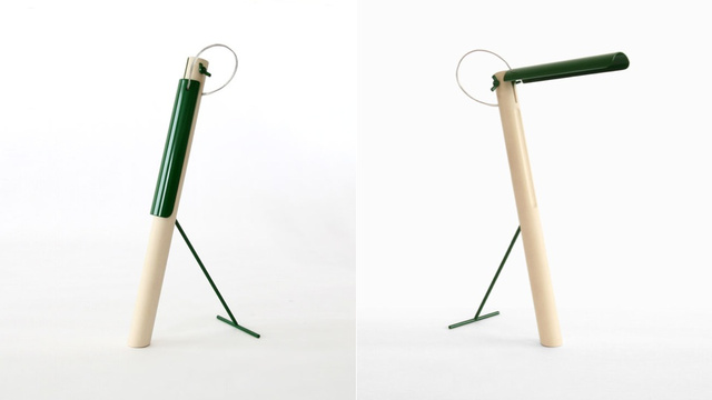 Click here to read This Jackknife-Inspired Lamps Is Simple But Beautiful