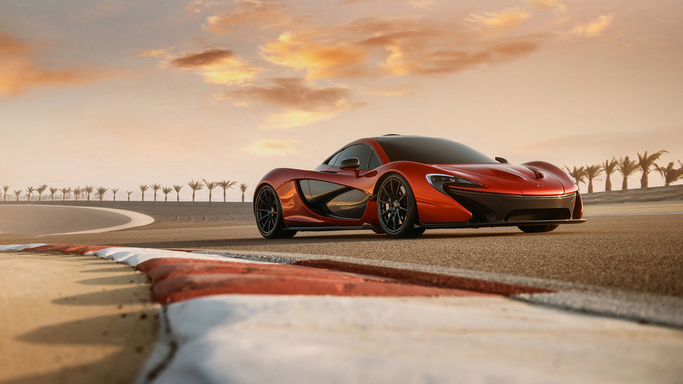 The McLaren P1 Has 903 Horsepower And Can Destroy Worlds