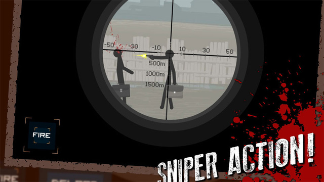 This Week's iPhone Charts: Sniper, No Sniping!