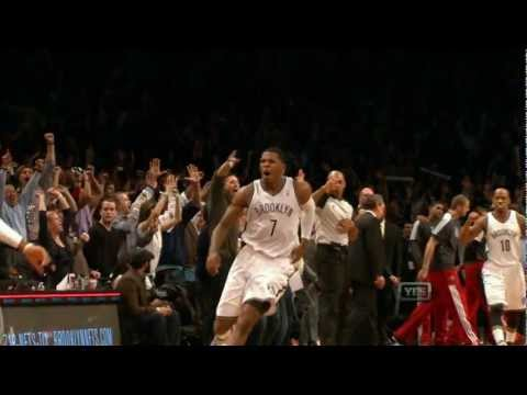 Joe Johnson Makes Two Perfect Last-Second Shots In One Game