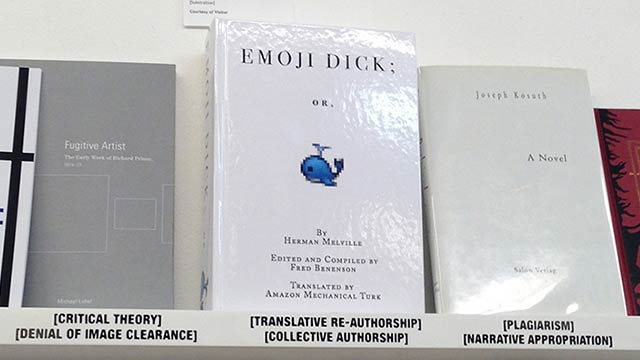 Emoji Dick, A Novel Translated into Emoji, Accepted by Library of Congress