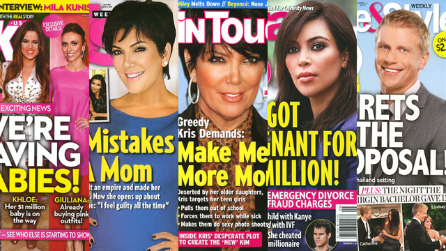Click here to read This Week In Tabloids: Britney Spears Doesn't Really Sing, Jeopardizes Her Vegas Deal