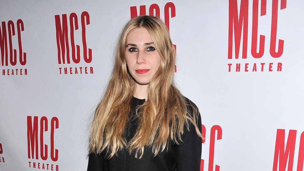 Zosia Mamet Is the 'Keeper of the Rape Jokes' on the Set of Her New Play