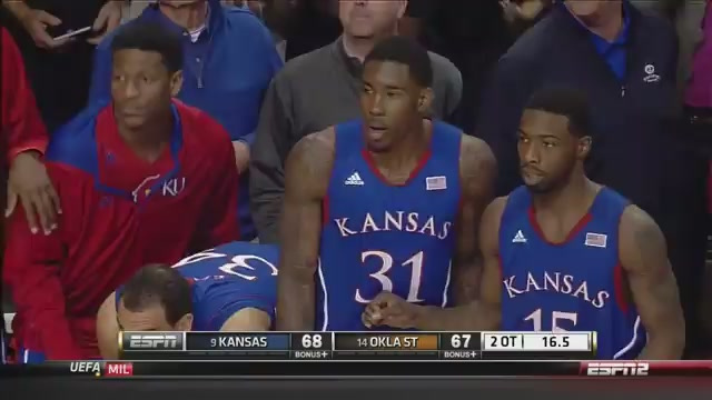 The Only Field Goal Kansas Made In Two Overtimes Was The Game-W…