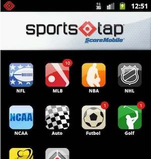 Five Best Mobile Sports Trackers