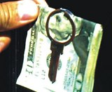 Keybrid Is a Key, Keyring, and Money Clip in One Pocket-Slimming Package