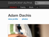 Screenshot Tour of Diaspora, the Open-Source Social Network