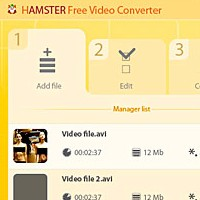 Hamster Free Video Converter Is a Dead Simple Drag and Drop Video Conversion Tool