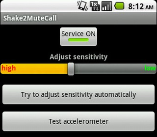 Shake2MuteCalls Silences Your Ringer When You Jostle Your Android Phone