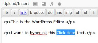 Create a Shortcut Key to Replace Text with Hyperlinks in Any Editor