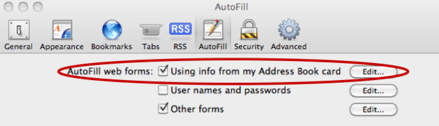 Safari AutoFill Exploit Hands Out All Your Contact Info by Default