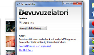 Devuvuzelator Filters the Buzzing Noise from World Cup Soccer Broadcasts