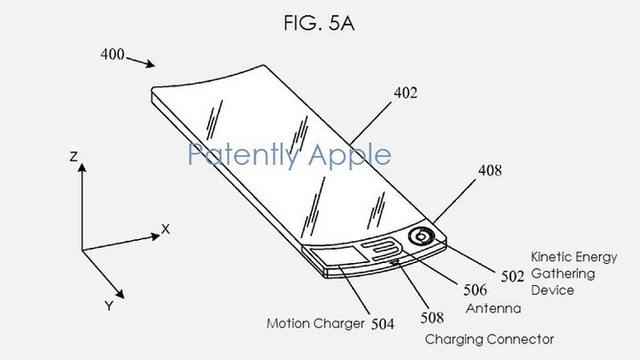 An Apple Slap Bracelet Patent Doesn't Tell Us Much About an iWatch
